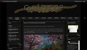 Gaming mooc